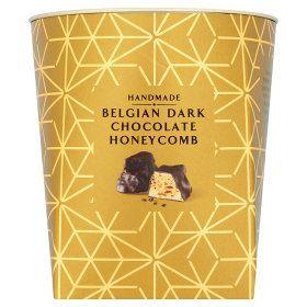 Asda Handmade Belgian Dark Chocolate Honeycomb Vegan