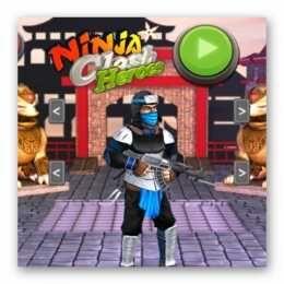 لعبة ابطال صراع النينجا Ninja Clash Heroes Mario Characters Character Fictional Characters