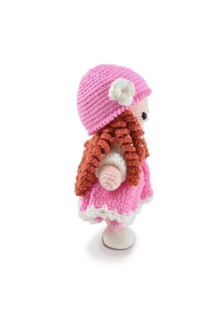 O Mundo Encantado das Bonecas em Crochê   Amigurumi passo a passo ...   640x440