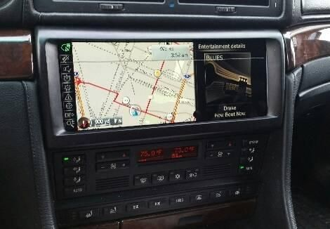 Woah F10 Idrive Retrofit Into E39s And Bmw Bmw E38 Bmw E39