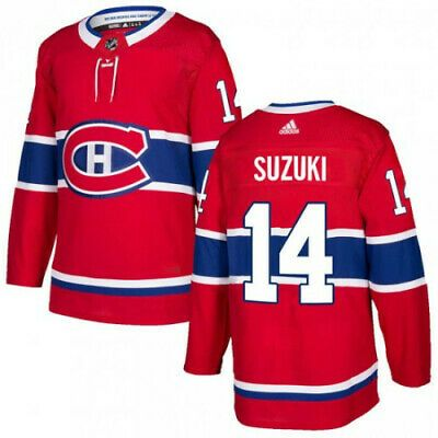Ad Ebay Link Nick Suzuki Montreal Canadiens Adidas Home Nhl Hockey Jersey Size 54 In 2020 Montreal Canadiens Nhl Hockey Jerseys Nhl