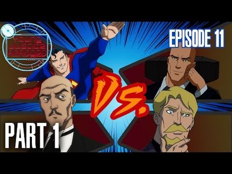 Yj Abridged Episode 11 House Of Cards Part 1 Episodes House Of Cards Young Justice