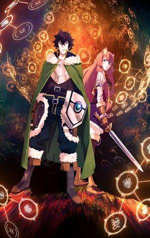 Anime  The Rising of the Shield Hero Tate No Yuusha B Poster