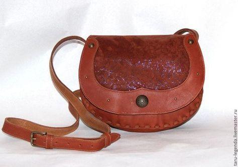 2e9d1e366187 Женские сумки ручной работы. Ярмарка Мастеров - ручная работа. Купить Сумка  кожаная
