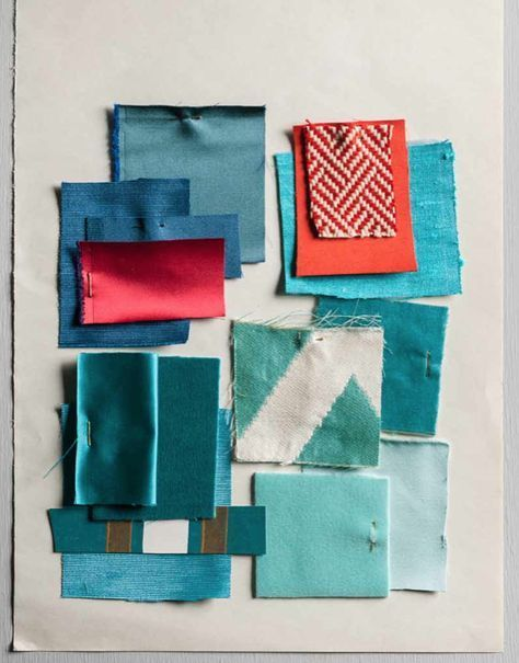 61 Trendy Fashion Portfolio Presentation Books Fabric Swatches