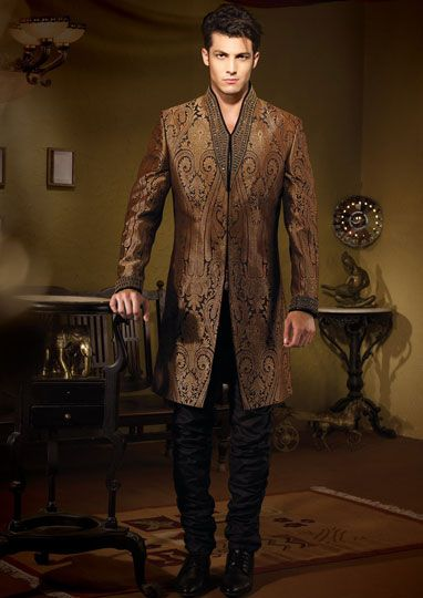 Jade Blue Launches Exclusive Bride And Grooms Wedding_collection_for_men In Their Best Attires The Wide Range Of Mens Wedding Collection Is Ava