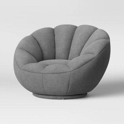 Swivel Tulip Chair Gray Room Essentials Tulip Chair Room Essentials Lounge Chair Bedroom