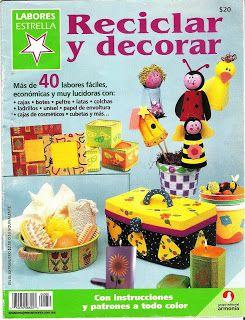f861afd4062 REVISTAS DE MANUALIDADES PARA DESCARGAR GRATIS  Revista Reciclaje ...