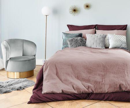 Flanell Bettwasche Harper Altrosa Flanell Bettwasche Bettwasche Bett