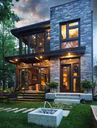 Breathtaking Shingle Style Residence On Lake Minnetonka Modern Lake House Lake Houses Exterior House Exterior
