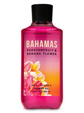 Bahamas Passionfruit Banana Flower Shower Gel En 2020