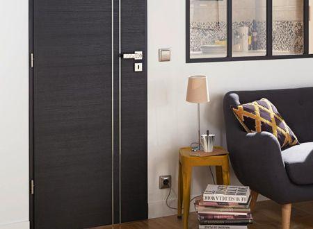 Choisir La Couleur De Vos Portes Interieures Contemporaines Interieur Contemporain Decoration Maison Et Interieur