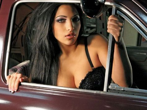Beautiful Sexy #lowridermagazine Lowrider Magazine Girls Model Jazmin Rayne