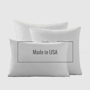 22X22 Pillow Insert Pleasing 9 Best 100% Us Made Pillow Inserts For Decorative Pillows Review