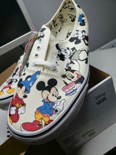 Limited Edition Vans X Disney Mickey