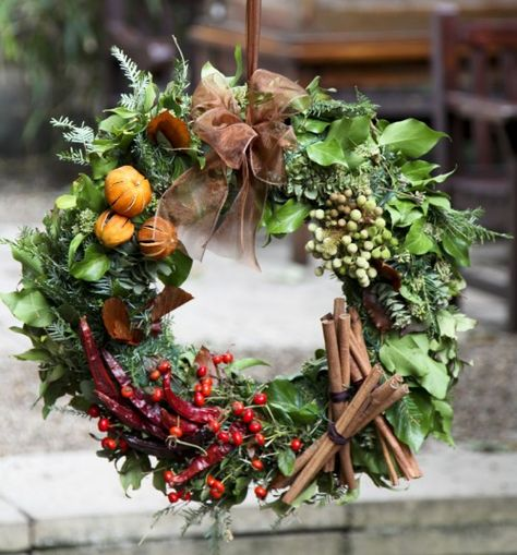 Your Christmas decor isn't complete without a festive wreath. Here are some of   the most impressive for sale