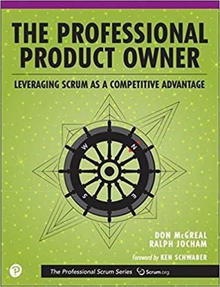 Download The Professional Product Owner Leveraging Scrum As A