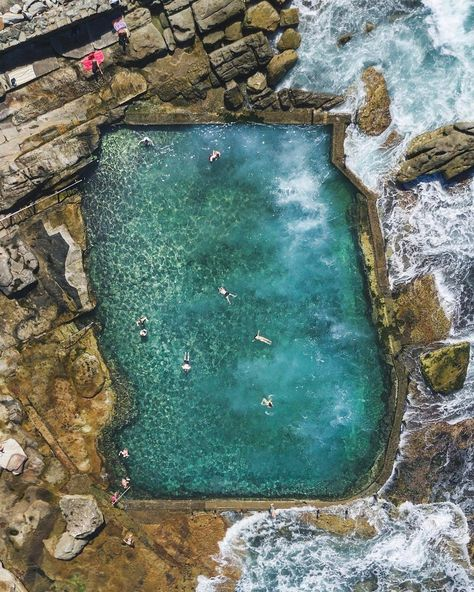 Australia From Above: Incredible Drone Photography by Benjamin Lee #inspiration #photography