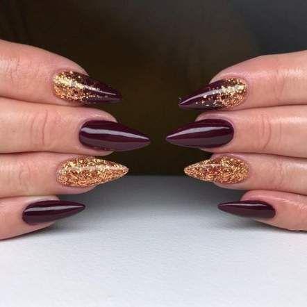 63 Ideas For Nails Autumn Gel Fall Trendy Nails Beautiful Nail Art Nail Art Designs