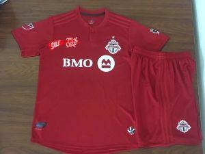 half off 2ff2a 06b2e 2019-20 Cheap Youth Kit Toronto FC Home Replica Soccer Kids ...