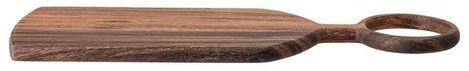 Ebern Designs Lanz Acacia Solid Wood Cutting Board