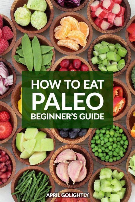 Wie man Paleo isst - Ein kompletter Anfängerleitfaden  #anfangerleitfaden #kompletter #paleo