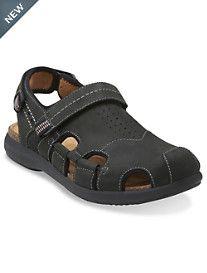 c7ff4c4ce359 Clarks® Un.Bryman Bay Fisherman Sandals Mens Flip Flops