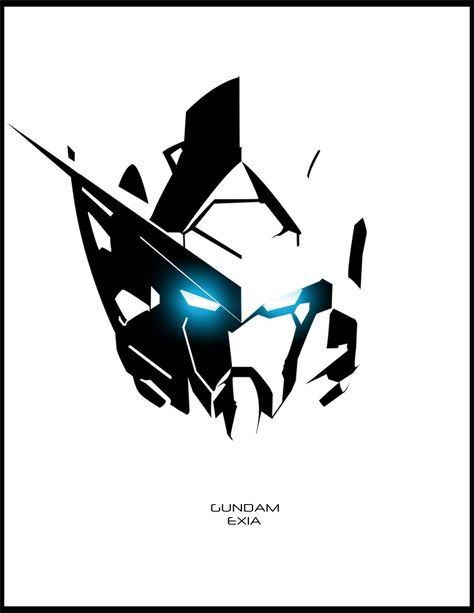 Gundam Exia by ~candyworx on deviantART