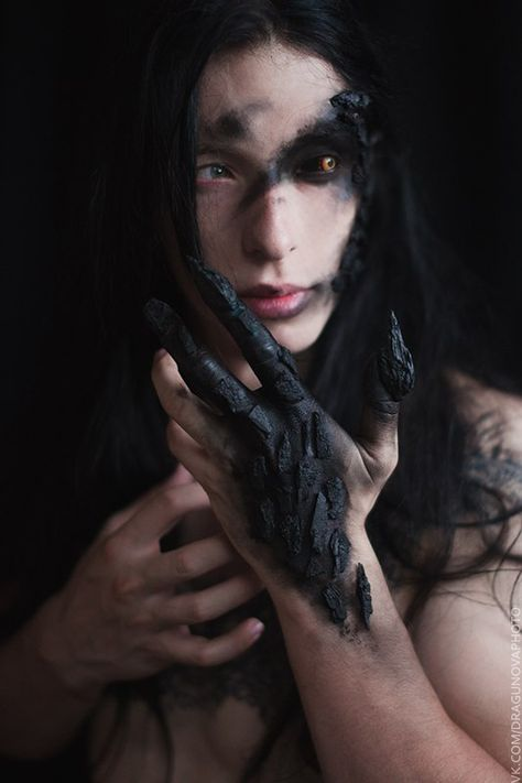 """""""A Nightling can disguise itself as in a human form. This disguise, however, will break under an extreme emotion known as anger or rage.""""~GuideBook to the World of Forbiddens"""