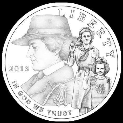 GS Silver Dollar 2013! Cool!