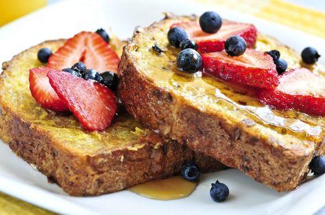 7  Desayunos saludables para toda la semana.