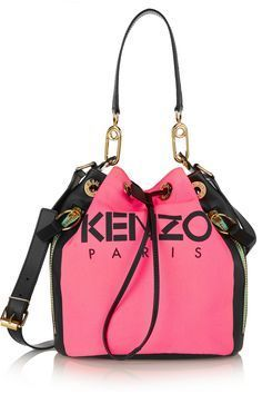 7b58d584a2 Kenzo drawstring bag | Accessories in 2019 | Bags, Quilted handbags ...