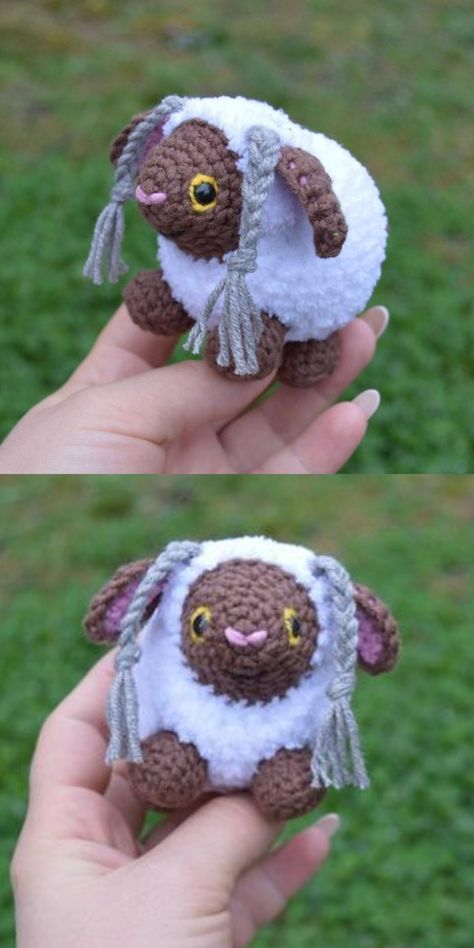 Pokemon Amigurumi Charms Plushie Keychain Doll Toy by mengy ... | 948x474