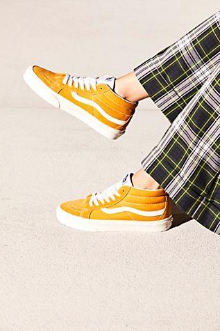 Sk8-mid Reissue Sneakers | Vans sk8 mid