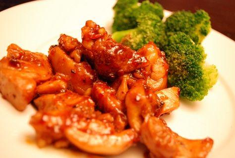 Orange Chipotle Glazed Chicken Recipe
