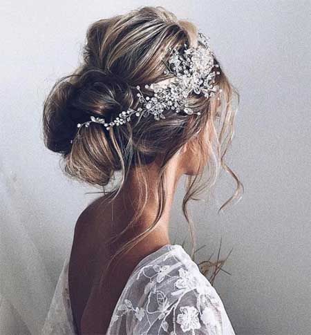 Hochzeitsfrisuren Lange Haare Hochgesteckt Frisuren 2020