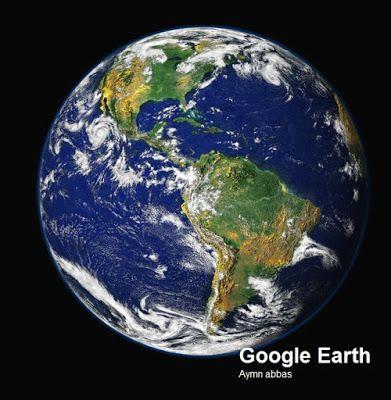 جوجل ايرث وتحميل أخر أصدار 2020 مجانا Custom Wall Art Earth From Space Planet Earth From Space