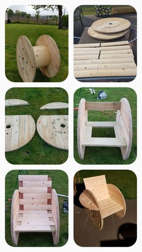 Cable Reel Beer Drinking Chair Cable Drum Beer Chair Cable Chair Drinking Spool Furniture Diy Outdoor Fireplace Diy Cable Spool Table