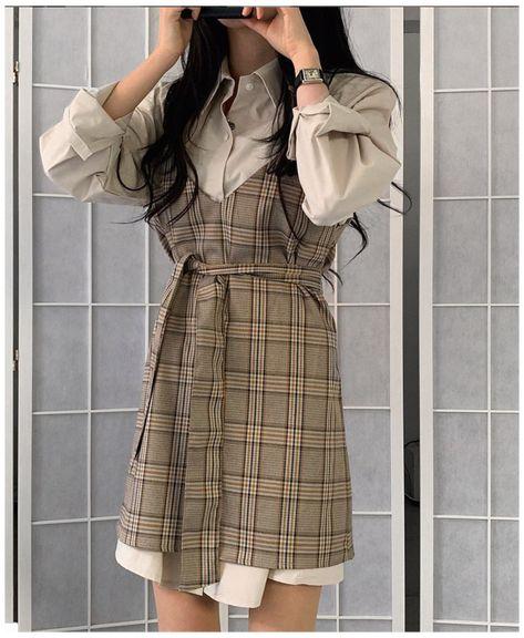 korean summer outfits dress