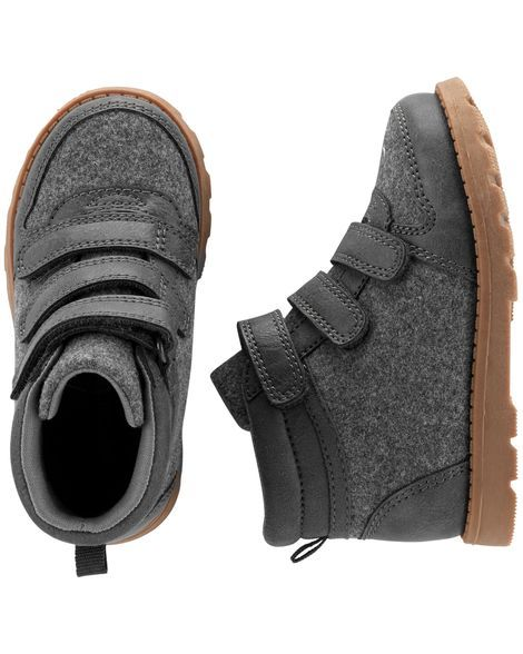 carters boy boots