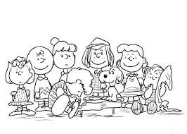 Image Result For Charlie Brown Snoopy Coloring Pages Thanksgiving Coloring Pages Cartoon Coloring Pages
