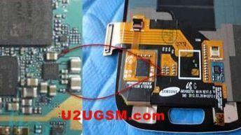 Samsung I9300 Galaxy S III Display Light Solution   wasim
