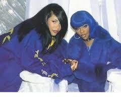 Celebrities In The Halloween Spirit Lil Kim 90s Lil Kim Types Of Fashion Styles