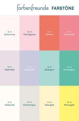 Alpina Farbenfreunde 2 5 L Kinderzimmer Farben Keine Weichmacher Losungsmittel In 2020 Kinderzimmer Farbe Wandfarbe Kinderzimmer Kinder Zimmer