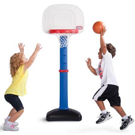 Little Tikes Totsports Easy Score Toy Basketball Set Walmart Com Basketball Games For Kids Little Tikes Super Gliders