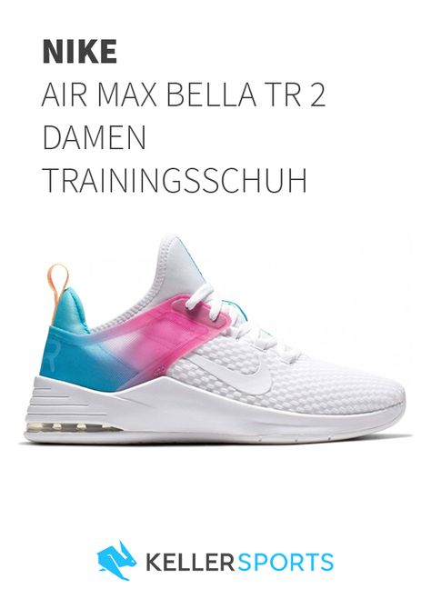 Air Max Bella TR 2 Damen | Trainingsschuhe, Nike air max und