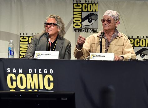 Bill Murray Photos - Comic-Con International 2015 - Open Road Panel