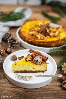 Rezept Kurkuma Cheesecake Glutenfrei Leicht Luftig Rezept Rezepte Kalte Desserts Backrezepte