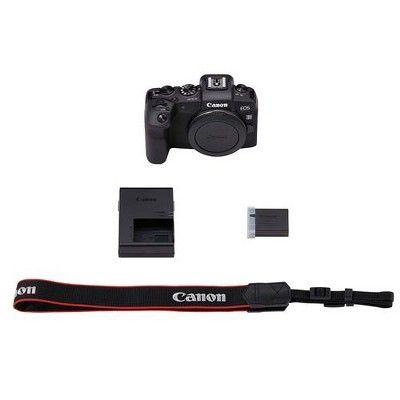 Canon Eos Rp Mirrorless Full Frame Digital Camera Body Digital Camera Eos Canon Camera