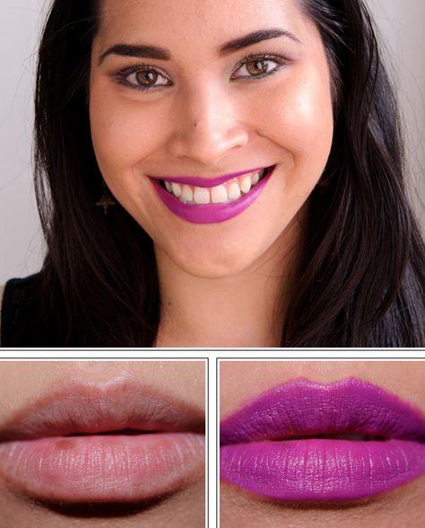 Lipstick Pink Popcorn Make Up Mac Lippenstift